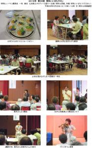 第35回いいまちサロン活動日記-1